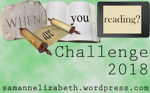 When Are You Reading Challenge 2018