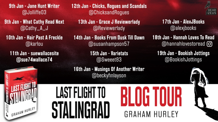 Last Flight to Stalingrad